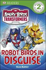 DK Readers L2: Angry Birds Transformers: Robot Birds in Disguise, Amos, Ruth, Go