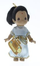 """Children of the World Precious Moments Doll 9"""" Taya of India Little Girl"""
