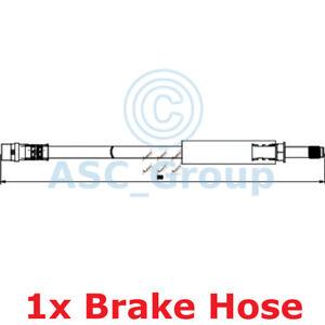 Apec BRAKING 510mm Bremsscheiben Bremssattel Flexible Gummi Schlauch HOS3846