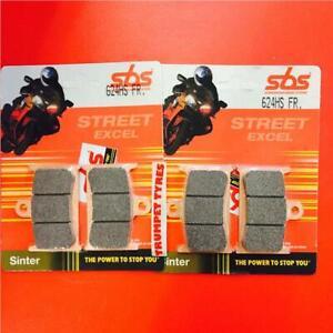 Yamaha FZR 750 R 89 > 92 SBS Front Brake Pads Sinter OE QUALITY 624HS