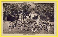 cpa 73 - MONTCEL (Savoie) Le NID Home d'ENFANTS Colonie de Vacance Collège Soeur