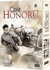 CZAS HONORU sezon 4 - BOX - 4 DVD - Polen,Polska,Polnisch,Polonia,Poland,Polish