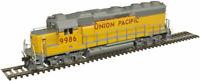 ATLAS 10002584 HO SCALE Union Pacific #9986 GP40-2 Diesel DC, DCC READY