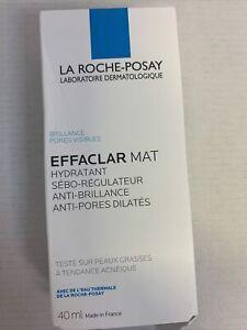La Roche Posay Effaclar Mat Daily Moisturizer 40ml NEW IN BOX