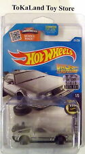 Bx2o6 Hot Wheels 2016 221/250 Time Machine Hover Mode w/ Protecto-Pak