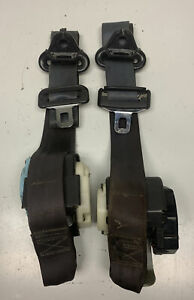 Jeep Wrangler TJ 97-02 OEM Left Right Pair Seat Belt Retractor