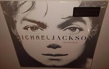 MICHAEL JACKSON INVINCIBLE (2010) BRAND NEW SEALED 180g AUDIOPHILE VINYL LP