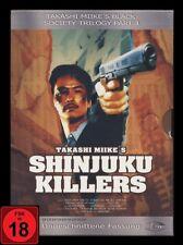DVD SHINJUKU KILLERS - TAKASHI MIIKE - FSK 18 - UNCUT - JAPAN-ACTION *** NEU ***