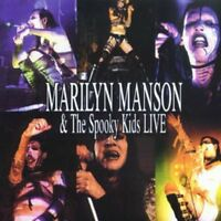 Marilyn Manson and The Spooky Kids - Live [CD]