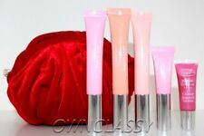 *CLARINS INSTANT LIGHT LIP PERFECTOR SET 6 ITEMS*