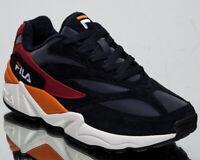 Fila Venom 94M R Womens Black Iris Casual Lifestyle Sneakers Shoes 1010758-13I