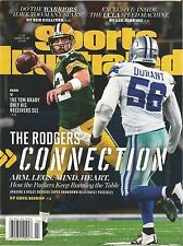 BRAND NEW 2017 SPORTS ILLUSTRATED MAGAZINE AARON RODGERS GREEN BAY PACKERS MINT