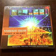 Tangerine Dream - What A Blast EU CD SEALED  13613