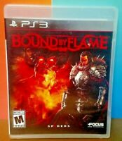 Bound By Flame   - Sony PlayStation 3 PS3 Game - Tested