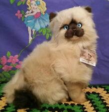 *sitting plush HIMALAYAN CAT * by Bocchetta
