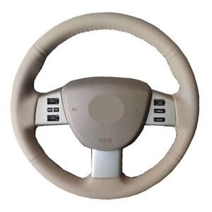 Hand Sew Car Steering Wheel Cover For Nissan Quest 2004-10 Murano Altima Maxima