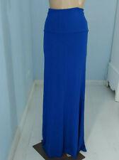 Arden B Blue Maxi Skirt