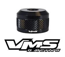 VMS RACING BLACK 10X1.25MM SHIFTER BOOT KNOB REVERSE LOCKOUT ADAPTER FOR MAZDA