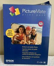 Epson PictureMate T5570-270 Print Pack 2 Photo Cartridges 270 Sheets 4x6