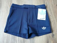 "Vintage Adidas Shorts W/Tag Pockets PE Tennis Gym Size 26"" D140 (N285)"