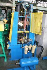 15 Ton Tishken Air Cut-Off Press, Planet Machinery Stock #4598