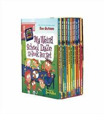 My Weird School Daze: My Weird School Daze 12-Book Box Set by Dan Gutman...