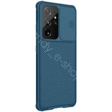 For Samsung S21 / S21+ / S21 Ultra 5G Nillkin Slide Cover Camera Protection Case