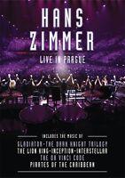 LIVE IN PRAGUE (DVD) - ZIMMER,HANS   DVD NEU