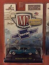 1955 Chevrolet Bel Air M2 Machines Walmart Mexico exclusive