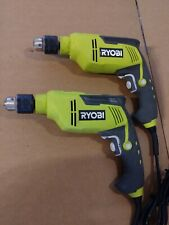For Parts Lot Of 2 Ryobi D620h 58 In Vsr Hammer Drill