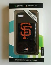 SAN FRANCISCO GIANTS MLB BASEBALL CASE COVER FOR IPHONE SE 5 5S 5C