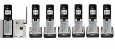AT&T TL92273 DECT 6.0 Connect to Cell BLUETOOTH 7 Handset Cordless Phone System