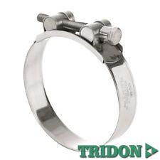 TRIDON T-Bolt Clamp - All Stainless 50mm - 53mm (10pcs) TTBS50-53P
