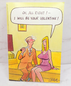 Adult Humor FUNNY Valentine's Day BREAST WISHES Noble Works