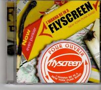 (FK802) Flyscreen, I Wanna Be In A New York Punk Band - 1997 CD