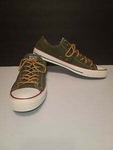 Converse Chuck Taylor Ox Peached Canvas Adult Unisex Casual Shoe Size 13 Men
