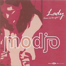 Lady (Hear Me Tonight) [Single] by Modjo CD 2000 MCA HOTTEST MIX! MUST FOR DJ'S!