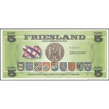TWN - FRIESLAND Netherlands 5 Euro2009 UNC Private issue