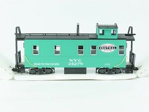 G Scale LGB 42790 NYC New York Central Offset Cupola Caboose #24279