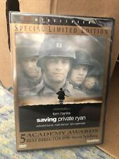 Saving Private Ryan (DVD, 1999, Special Limited Edition) New In Package