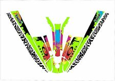 kawasaki 550 sx js 300 400 440 jet ski wrap graphics pwc stand up jetski decal o