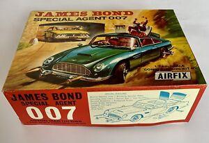 1960s Airfix James Bond 007 Aston Martin Ejector Seat Spring still SEALED