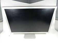 "Apple A1083 Cinema HD Display 30"" DVI LCD Monitor Untested Bad Plug NO PSU AS-IS"