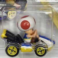 NEW - Hot Wheels - Mario Kart - Toad - Standard Kart SHTF 2020 Die-Cast
