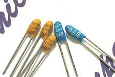 STC TP474M035CRW .47UF 35volt 0.2 radial tantalum capacitor new qty-100