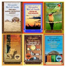 NO 1 LADIES DETECTIVE AGENCY Series by Alexander McCall Smith ON HBO Books 1-6