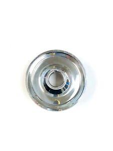 OBX Silver Aluminum Crank Pulley For Acura 1990-01 Integra 1.7L 1.8L DOHC