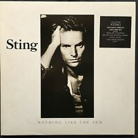Sting 2-LP ...Nothing Like The Sun - Germany (EX+/EX+)