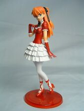 Evangelion High Quality Figure Asuka Langley Gothic Lolita Red