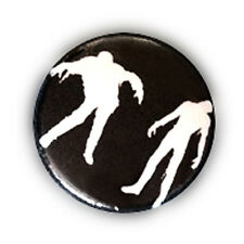 Badge ZOMBIE zombies monstres vampire dead walking walker freak punk pins Ø25 mm